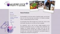 Webseite von Hufpflege+