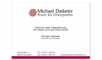 Webseite von Michael Daikeler
